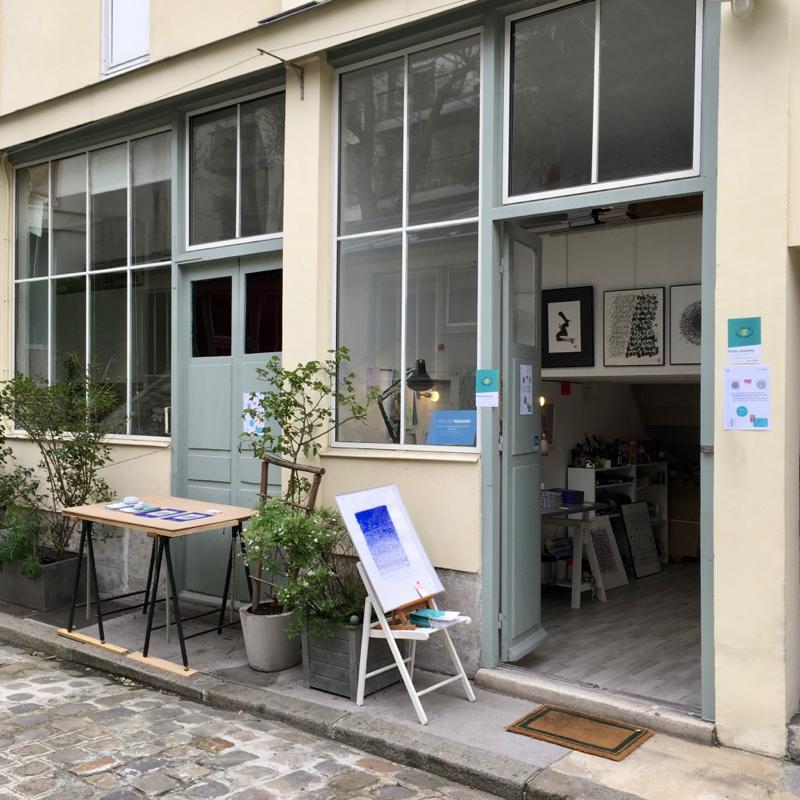 Atelier Christophe Badani.
