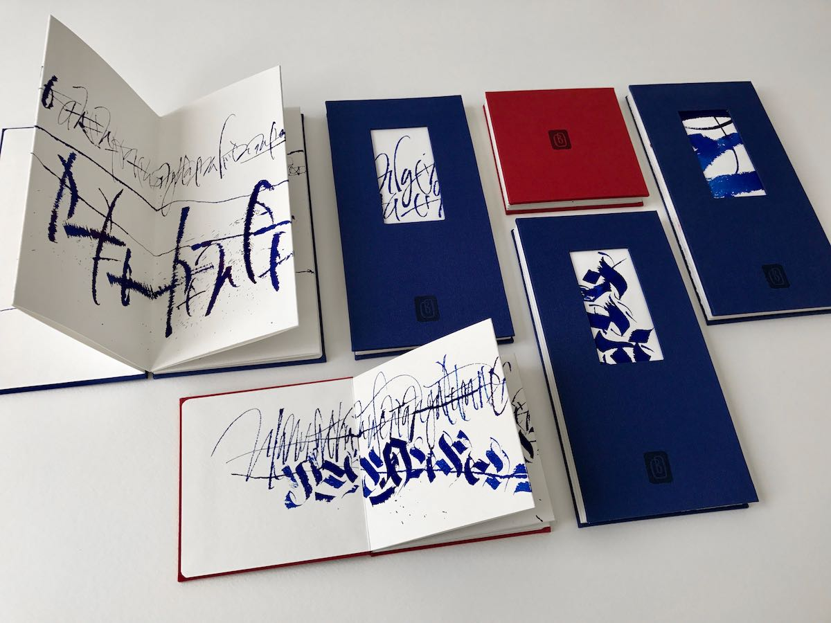 Livres d'artiste - Christophe Badani - Abstractions