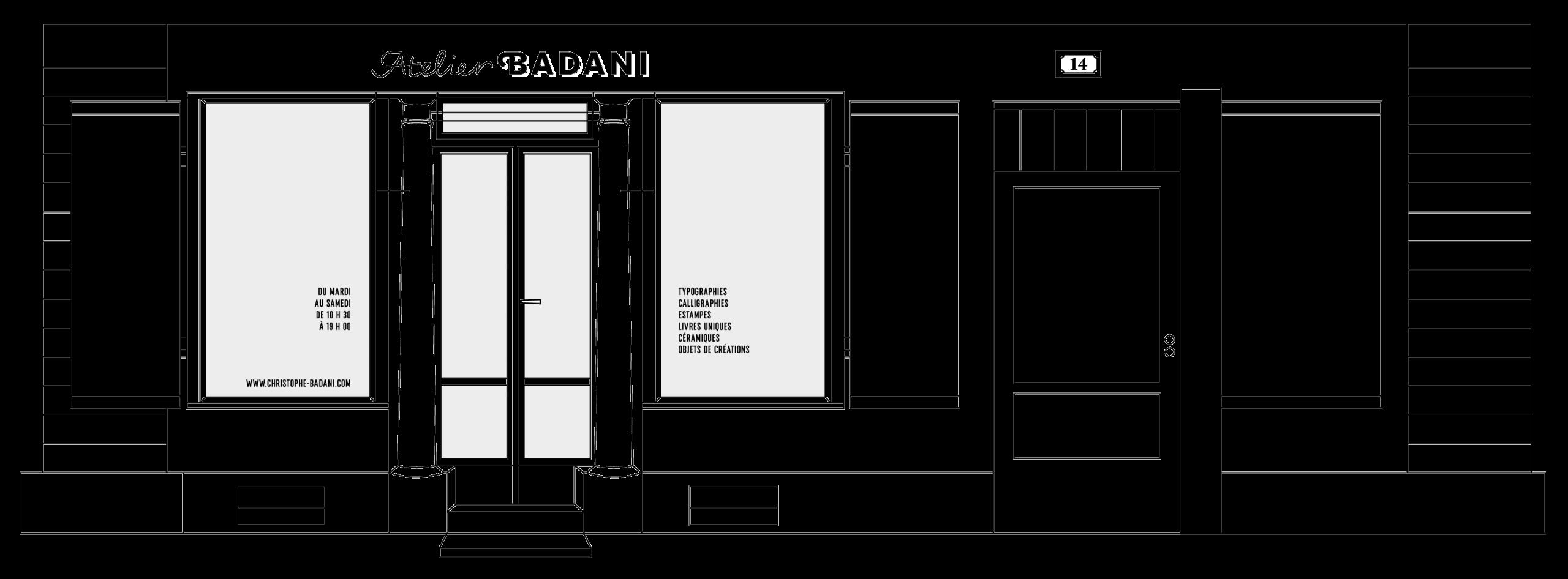 Atelier Galerie d'Art Badani